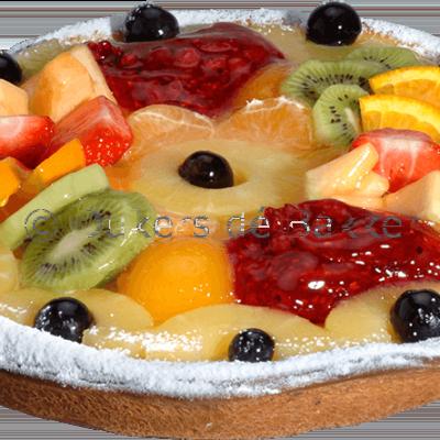 Gemengde Fruitvlaai