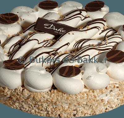 Hazelnoot Progress taart