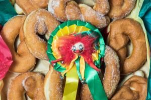carnaval bij dukers