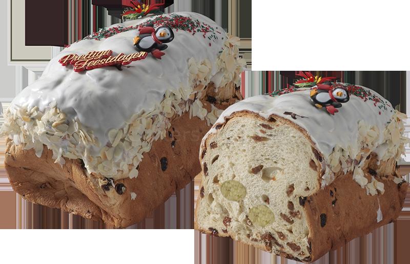 Luxe kerstbrood 800 gram kopie