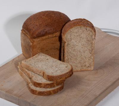 glutenvrij bruinbrood le poole