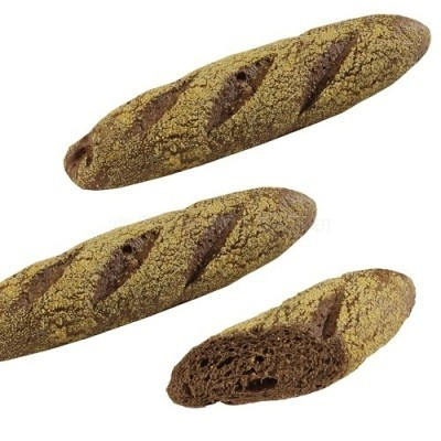 Maldcorn Donker Stokbrood
