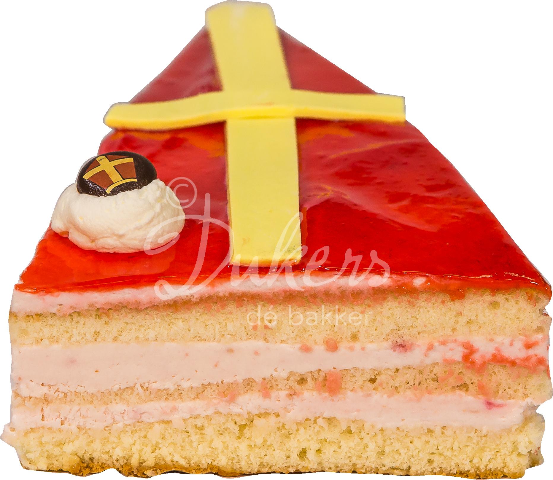 mijter taartje