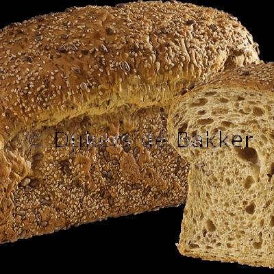 Pain d'ardennes brood