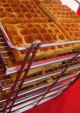 vanille cake wafels – dukers