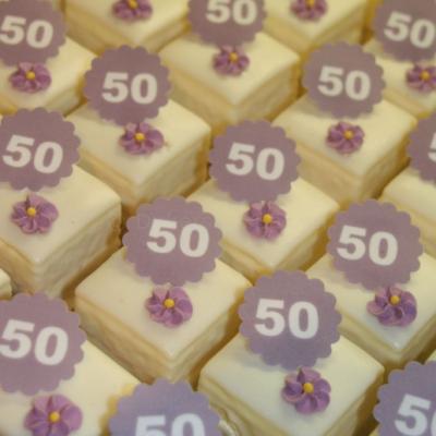petit fours 50 logo