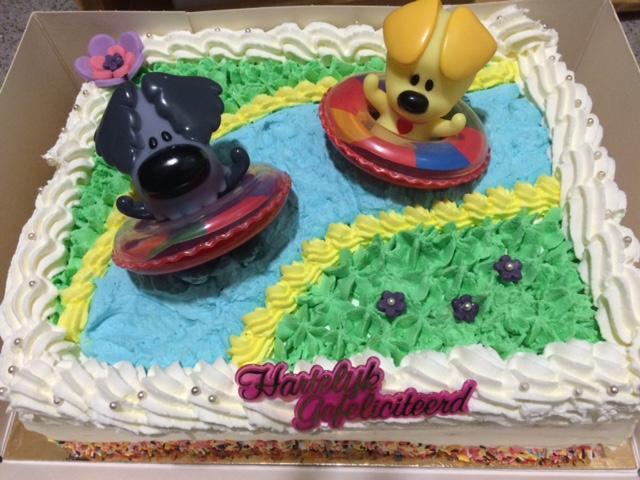woezel en pip taart