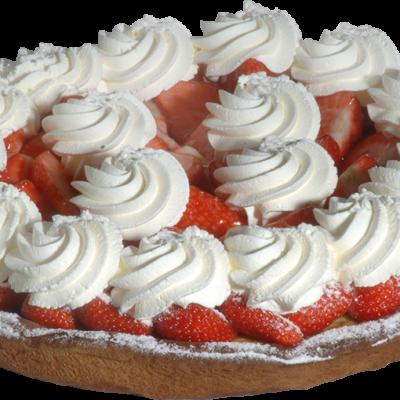 2720 aardbeien gistdeeg slagroom kopie
