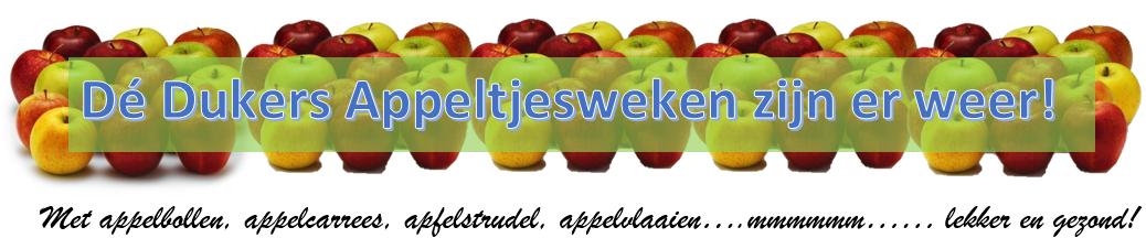 appeltjes weken